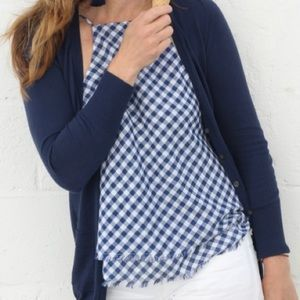NWT American Eagle Gingham Checkered Tank Top M